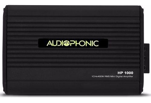Modulo Amplificador Digital Class Hp1000 Audiophonic