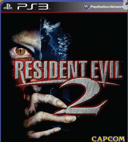 Resident Evil 2 Ps3 Psn