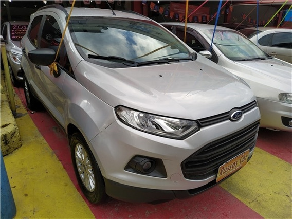 Ford Ecosport 1.6 S 16v Flex 4p Manual