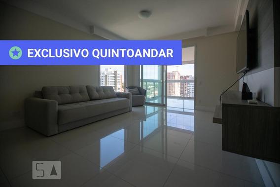 Apartamento No 13º Andar Mobiliado Com 3 Dormitórios E 2 Garagens - Id: 892975232 - 275232