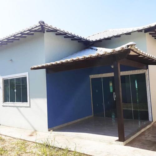 Casa Para Venda Em Saquarema, Barra Nova, 2 Dormitórios, 1 Suíte, 2 Banheiros - E002_2-1178493
