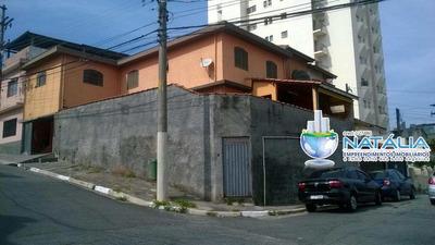 Sobrado Com 03 Dormitórios Sendo 02 Suítes Na Vila Esperança - V62667
