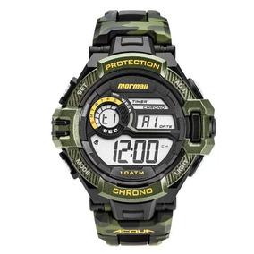 Relógio Mormaii Masculino Mo1134/8v C/ Garantia E Nf