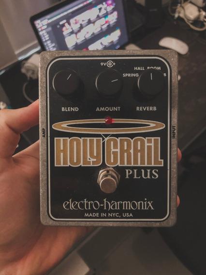Pedal Ehx Electro-harmonix Holy Grail Plus Reverb