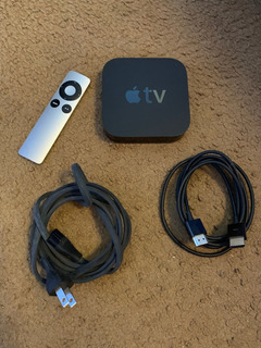 Apple Tv 2da Generación