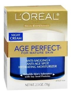 Loreal Paris Age Perfect For Mature Skin Night Cream