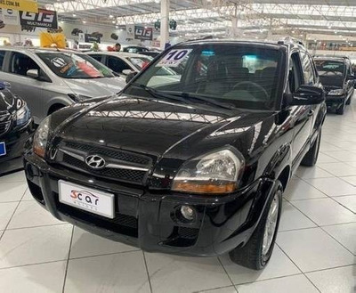 Hyundai Tucson 2.0 Mpfi Gl - 2010
