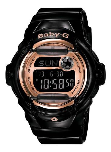 Imagen 1 de 8 de Reloj Casio Baby-g Splash Bg-169g-1 Pinkpalletcolors