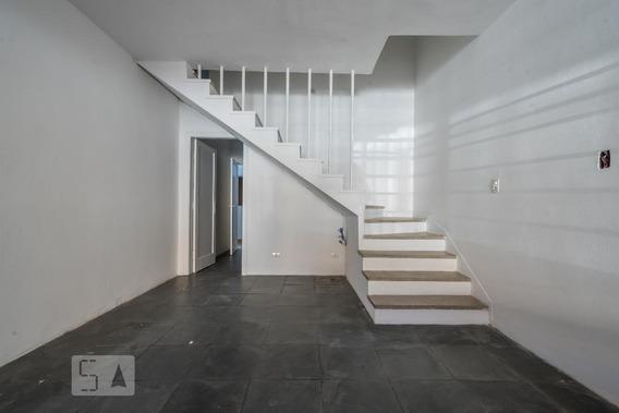 Casa Para Aluguel - Campo Belo, 2 Quartos, 300 - 893031131