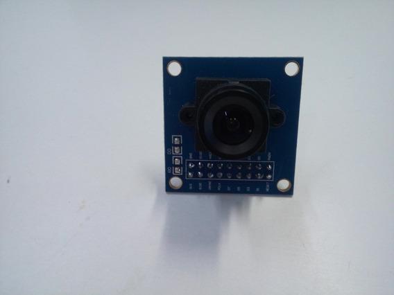 3un Câmera Vga Ov7670 Para Arduino Pic Avr