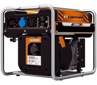 Grupo Electrogeno Inverter Generador Lusqtoff 3500w Lg3500i
