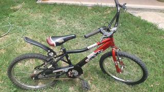 Bicicleta Bmx Marca Mxr
