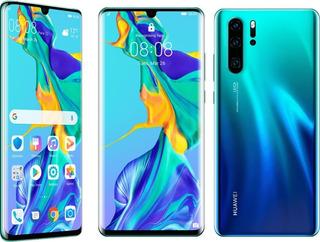 Huawei P30 Pro 8gb 256gb Aurora -2anosgarantia-novo Lacrado