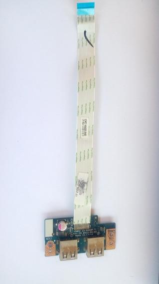 Placa Usb Acer E1-572/e1-532/e1-510 V5we2 Ls-9532p