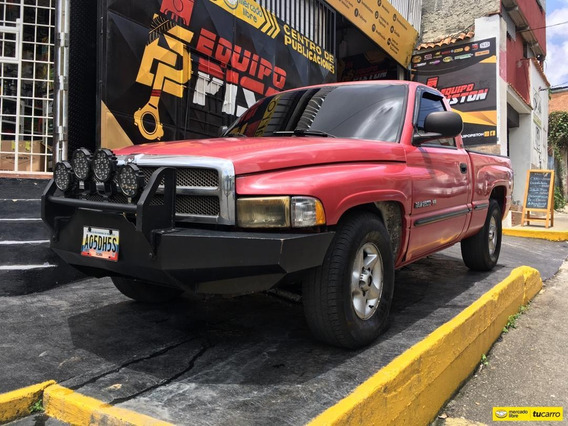 Dodge Ram Pick-up Carga 4x4