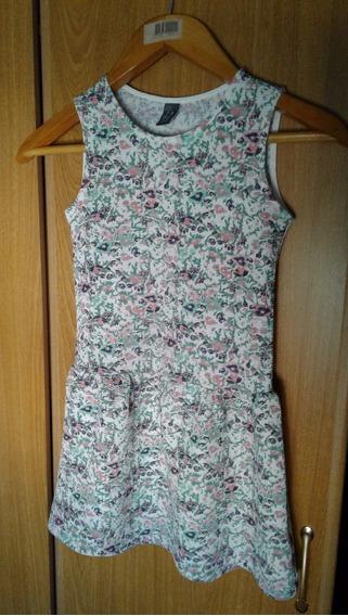Vestido Nena - Zara Kids - 7- 8 Años