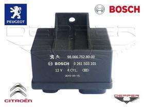 Módulo Relê Ventoinha Peugeot 208 Citroen 98.066.752.80-00