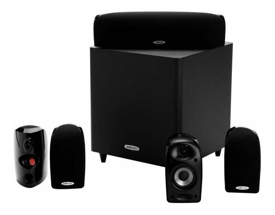 Sistema De Caixas Acústicas Tl1600 100 Watts Rms - Polk Audi