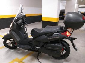 Dafra Citycom 300i -2012 - Pneus Zero C/baú Givi 47l- R$8900