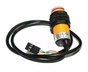 Sensor Refletivo Ir 5vdc E18-d80nk