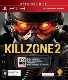 Killzone 2 Ps3 - Midia Fisica Original