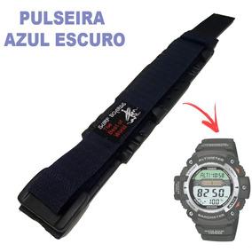 Pulseira Relogio Casio Ga100 Sgw-300h Nylon Frete Grátis