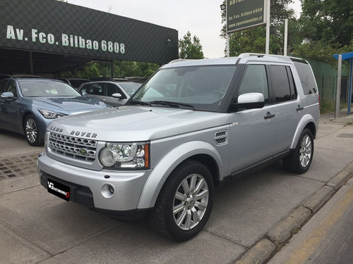 Land Rover Discovery Hse Auto 4x4