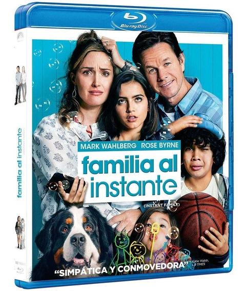 Familia Al Instante Instant Family 2018 Pelicula Blu-ray