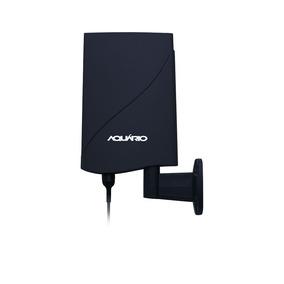 Antena Externa Amplificada Aquário Dtv-5600 Vhf, Uhf & Hdtv