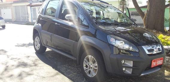 Fiat Ideia Adventure 2014