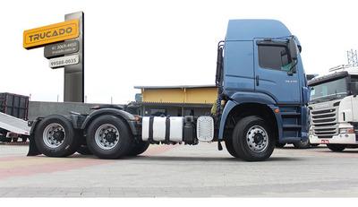 Truck 26420 2014 Traçado = 26390 25420 2429 Daf Cavalo 6x4