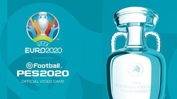 Pes 2020 Para Pc Completo Com Euro 2020 E Modo Online