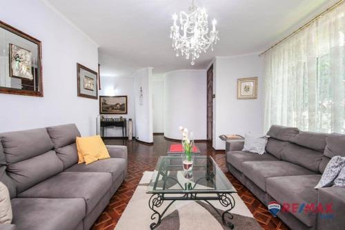 Casa Térrea Com 4 Dormitórios À Venda, 277 M²  - Parque São Domingos - São Paulo/sp - Ca2063