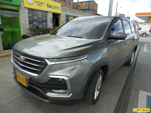 Chevrolet Captiva Aurora