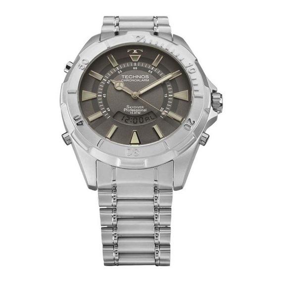 Relógio Technos T205fm/1c C/ Nf-e