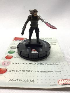 Marvel Heroclix Winter Soldier