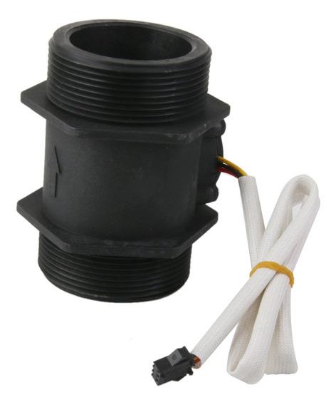 Dn50 Sensor De Fluxo De Água Hall Sensor De Fluxo Medidor De