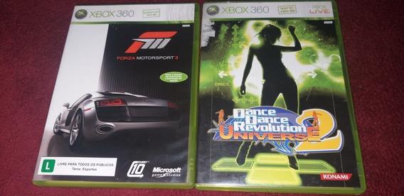 Forza Motorsports 3 E Dance Revolution