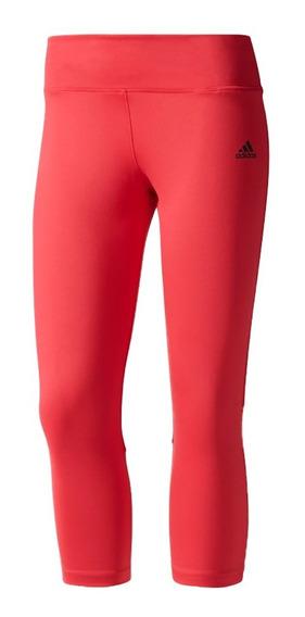 Leggins Malla Deportiva D2m Tig 3/4 Pr1 Mujer adidas Br1731
