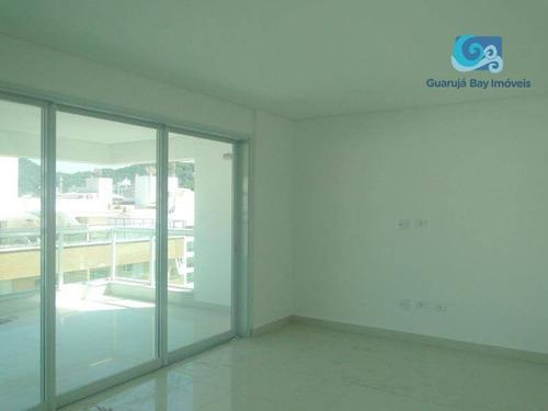 Imagem 1 de 26 de Apartamento À Venda, Praia Da Enseada, Guarujá. - Ap4464
