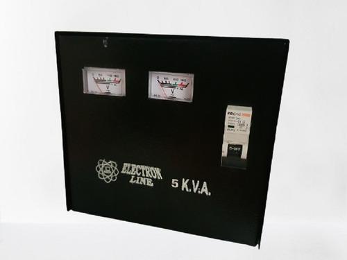 Transformadore Reductor Entrada220v Salida 110v 5000wstios