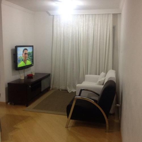 Imagem 1 de 20 de Apartamento - Ref: 3930