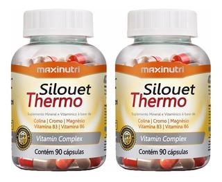 Silouet Thermo - 2x 90 Cápsulas - Maxinutri