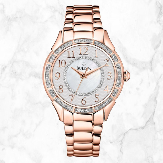 Relógio Bulova Feminino Wb27761z