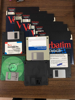 Diskette Floppy Disk Disquete Drive 3.5