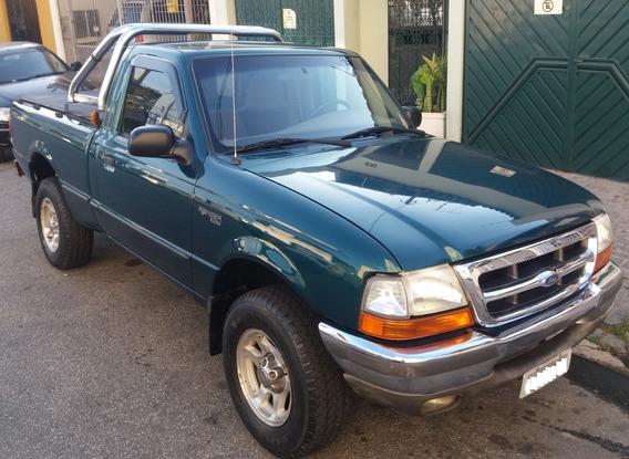 Ford Ranger Xlt 1998 V6 4.0 Completa Raridade