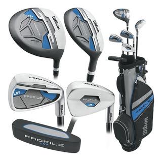 Kaddygolf Set Golf Junior Wilson Profile Large 10/13 Años