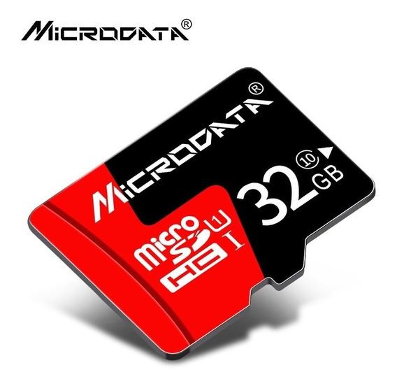 Cartão De Memória Micro Sd Microdata, 32 Gb, Classe 10