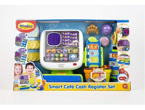 Caixa Registradora Infantil Café Divertido 2515-55 Winfun