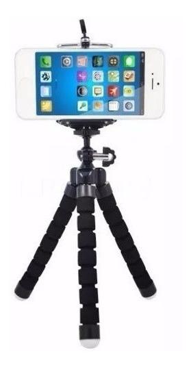 Suporte Celular Smartphone Flexível Tripé Gravar Vídeo Foto